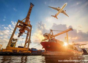 Export and import of UAE
