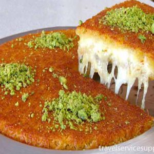 Delicious Turkish Desserts in Istanbul