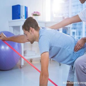Studied physiotherapy in Brazil